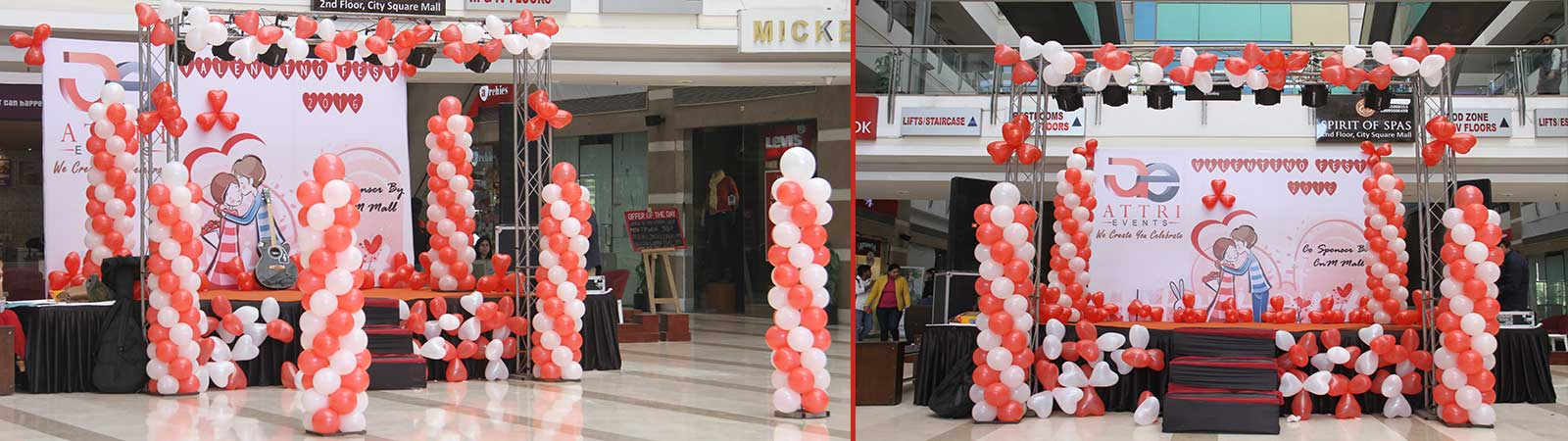 Balloon Decoration Birthday Decorations Party Decorations