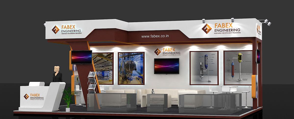 Exhibition Stall Organisers : Creative custom exhibition stall design